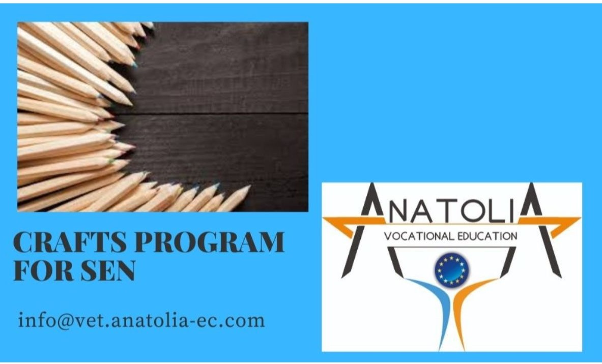 Crafts Traineeship Program for Special Education Students